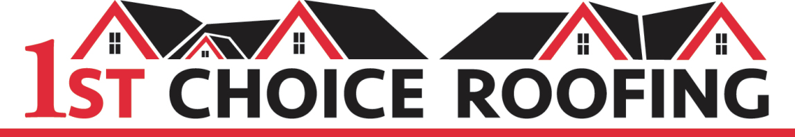 1st Choice Roofing Logo